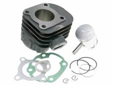 Cylindre piston 50cc IE40QMB Motowell / Tauris (incliné / 10mm)