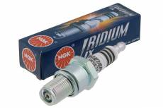 Bougie NGK Iridium culot long BR9EIX