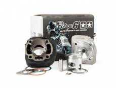 Cylindre culasse Stage6 70cc StreetRace fonte scooter CPI AC axe de 12mm
