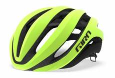 Casque giro aether mips jaune fluo s 51 55 cm