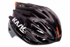 Casque kask mojito x noir ash orange m 52 58 cm