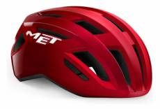 Casque route met vinci mips rouge metallise brillant 2021 s 52 56 cm