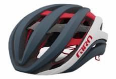 Casque giro aether spherical mips gris portaro blanc rouge 2021 s 51 55 cm