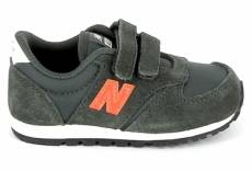 Chaussure bebe new balance iv420 bb vert orange 21