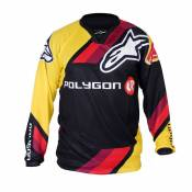 Alpinestars Ur Team 2015 M Yellow / Black