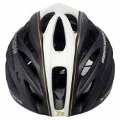 Casques Assos Jingo S Black Matt / White / Gold