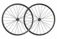 Paire de roues mavic 2020 allroad pro carbon sl road 650b 12x100 12x142mm shimano sram