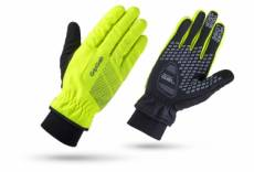 Gants hiver gripgrab ride windproof jaune fluo l