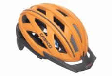 Casque casco cuda 2 orange noir l