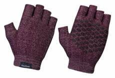 Gants courts en tricot gripgrab freedom rouge s