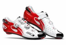 Chaussures route sidi wire 2017 blanc noir rouge 40