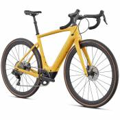 Specialized Vélo Électrique Route Turbo Creo Sl Expert Evo Carbone XS Brassy Yellow / Sunset Yellow