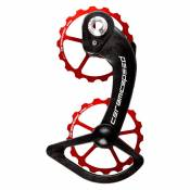 Ceramicspeed Oversized Pulley Wheel System Shimano 10-11s 17t Red