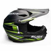 Casques Rudy-project Avenger S-M Titanium / Lime Matt