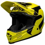 Bell Full 9 Fusion Mips M Yellow Fluo / Black Fasthouse