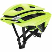 Casque Smith Overtake Mat Jaune