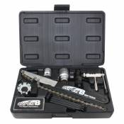 Super B Tool Case One Size Black