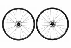 Paire de roues fast forward f3d fcc carbon disc dt240s sp 12x100 12x142mm corps shimano sram noir mat