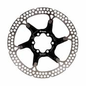 Formula Two Pieces Disc With Bolts 140 mm Silver