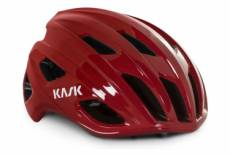 Casque kask mojito cubed wg11 2021 bloodsone rouge m 52 58 cm