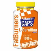 Nutrisport Fat Burners Caps 105 Units