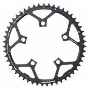 Stronglight Ct2 Compact Adaptable Campagnolo 50t Black