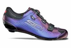 Chaussures route sidi sixty limited edition violet 46