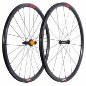 Roues Progress Sonic Pair 9 x 100 / 10 x 130 mm Black