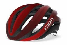 Casque giro aether mips rouge rouge mat 2021 s 51 55 cm