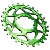 Absolute Black Oval Sram Direct Mount Gxp 6 Mm Offset 32t Green