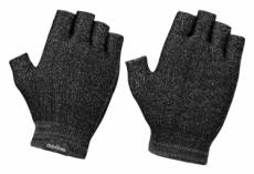 Gripgrab freedom gants doigts courts tricotes noir m