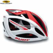 Casque Rudy Airstorm Blanc Rouge