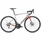 Specialized Tarmac SL6 Disc Comp Blanc rouge