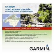Accessoires Garmin Topo Alpina Spain Micro Sd One Size Sistema Central