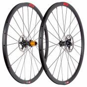Roues Progress Sonic Disc Pair 9/12 x 100 / 12 x 142 mm Black