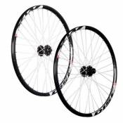 Velox Mach1 Traxx Cl Shimano Deore 475 Front 9 x 100 mm Black