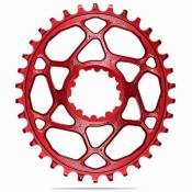 Absolute Black Plateau Oval Sram Direct Mount Boost 3 Mm Offset 30t Red