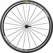 Mavic Aksium Elite Ust 25 Front 9 x 100 mm Black