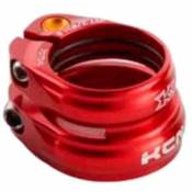 Kcnc Mtb Sc 13 Twin Clamp 34.9/30.9 mm Red