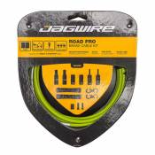 Kit Cable Frein Jagwire Road Pro Vert
