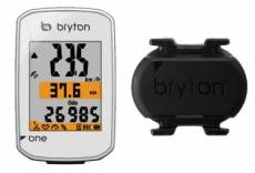 Bryton compteur gps rider one c