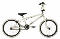 Bmx freestyle ks cycling fatt 20 blanc