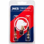 Kit de valve Tubeless Joe's No Flats Presta