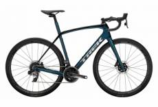 Velo de route trek domane sl 7 disc sram force etap 12v dark aquatic trek black 2021 47 cm 152 158 cm