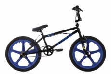 Bmx freestyle ks cycling xtraxx 20 noir bleu