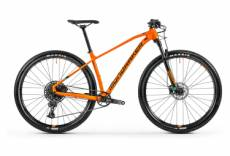 Vtt semi rigide mondraker chrono 29 sram sx eagle 12v orange noir 2020 m 167 178 cm