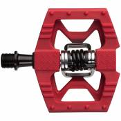 crankbrothers Doubleshot 1 Pedals - Rouge, Rouge