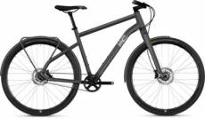 Vélo de ville Ghost Square Urban 5.8 2018 - Urban Grey-Iridium Grey-Night Black