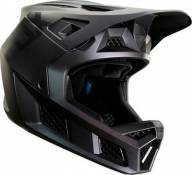 Casque Fox Racing Rampage Pro Tig (carbone) - Black Iri - XL