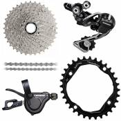 Groupe complet Shimano Deore 1x10 vitesses